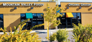 Mountain Valley Foods Storefront
