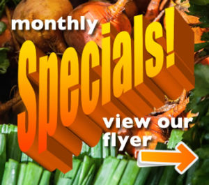 MVF Monthly Sales Flyer