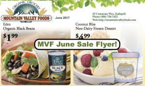 June Sale Flyer