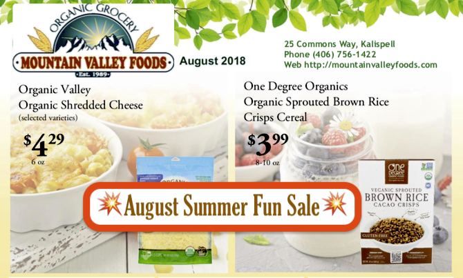 🌝 Summer Sun Fun & Savings @ Mountain Valley! 🍎
