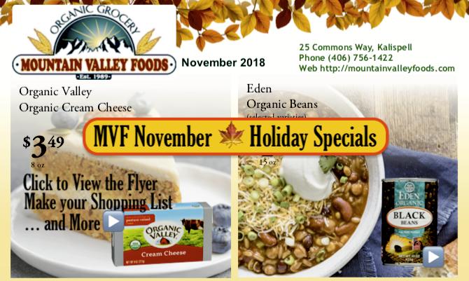 💥 November Savings @ MVF 💟
