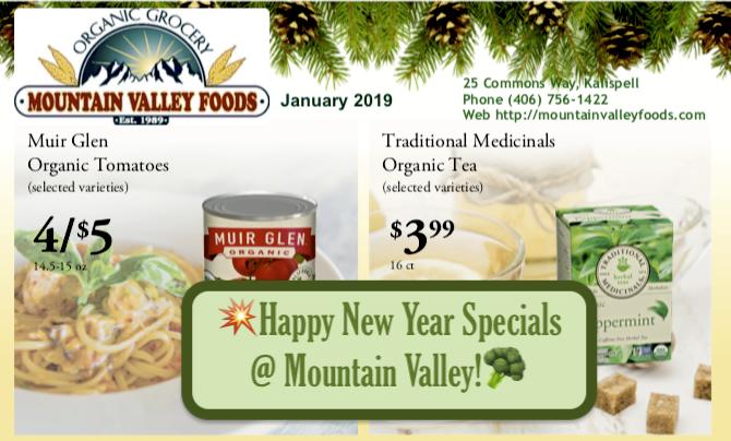 🎇 Happy New Year Sale @ MVF 🥦