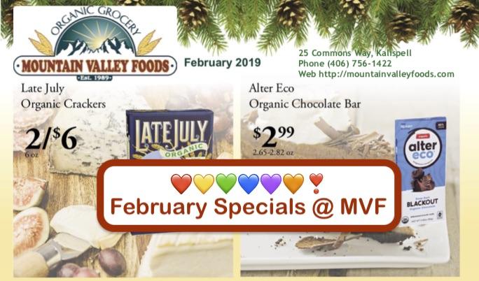 💟 February Hearts & Flowers on Sale @ MVF! 💥