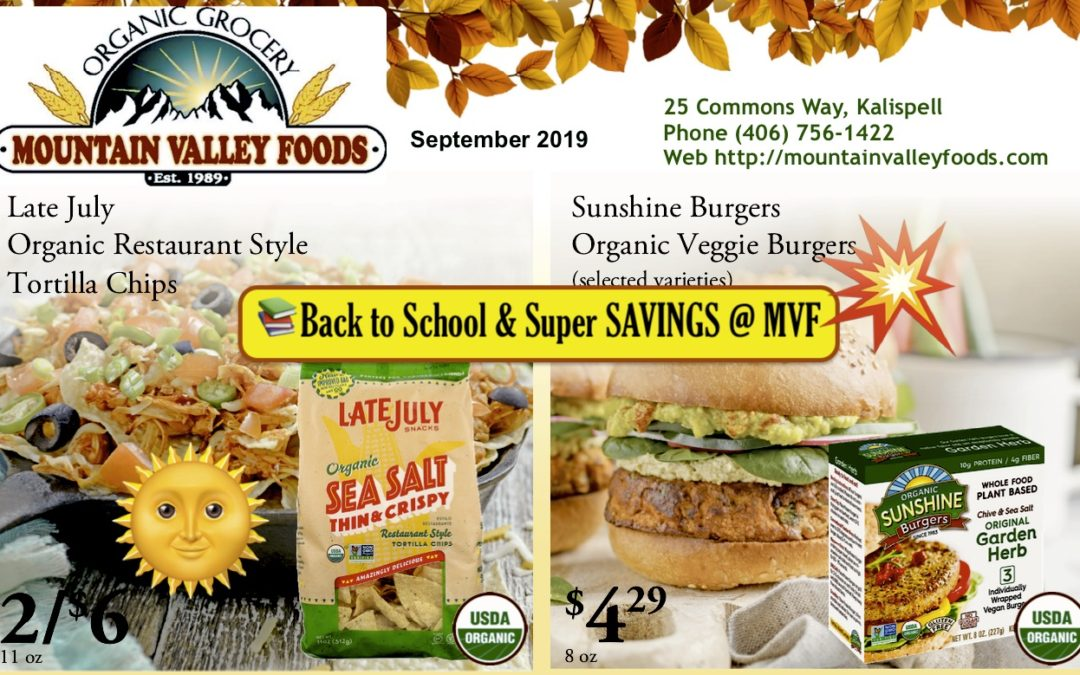 🍁 Hello Fall Savings @ MVF! 🔥