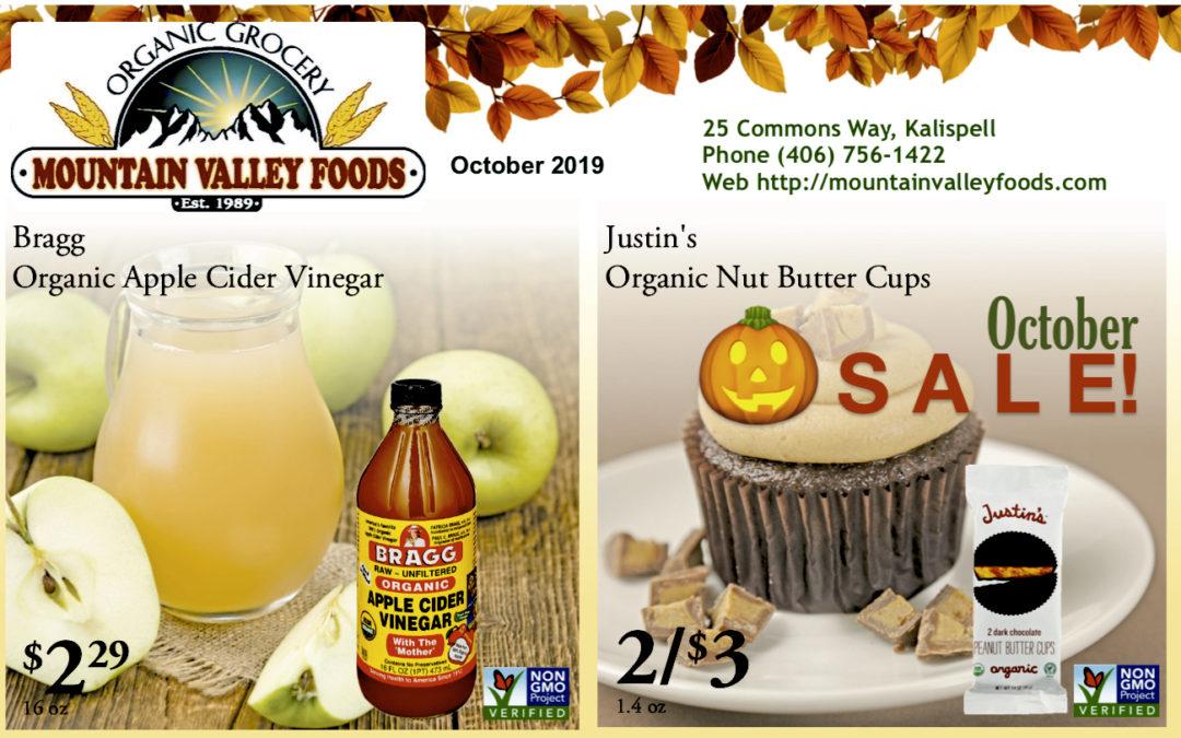 🎃 October Specials @ MVF! 💥