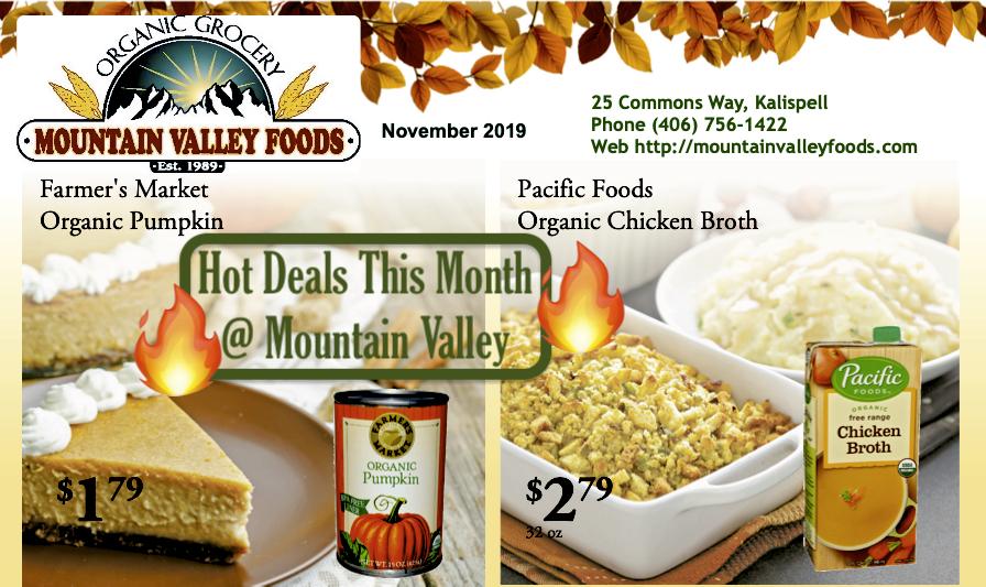 🔥 Hot  🔥 November Deals @ MVF!