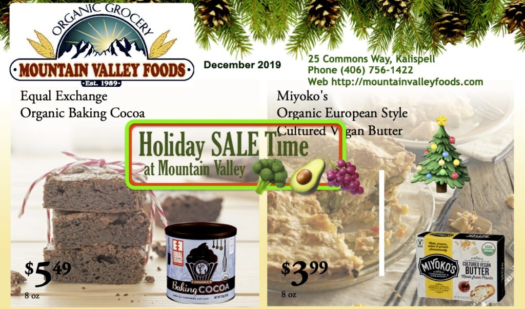MVF December SALE!
